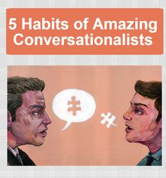 Learn how to raise your conversational IQ
