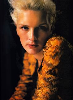 Missoni, American Vogue, March 1997.