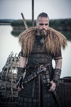 Costume ideas 199284352244103200 - BBC Two – The Last Kingdom, Series 1 – Erik Source by vanegrandjean Costume Viking, Viking Cosplay, Dwarf Costume, Larp, Viking Men, Viking Warrior Men, Viking Shop, The Last Kingdom, Last Kingdom Season 2