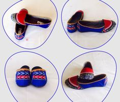 African print pumps $30 Slippers, Walking, African, Pumps, Flats, Shoes, Fashion, Choux Pastry, Loafers & Slip Ons