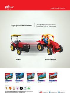 Edu Tech Basic Tractors → http://www.semerkandpazarlama.com/Edu-Tech-Basic-Tractors,PR-2508.html