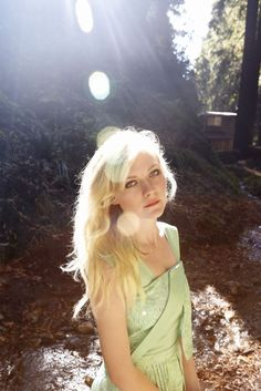 Kirsten Dunst for Vogue Italy