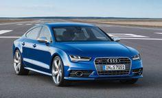 2015 Audi S7 quattro Sportback Drive HD Desktop Wallpaper