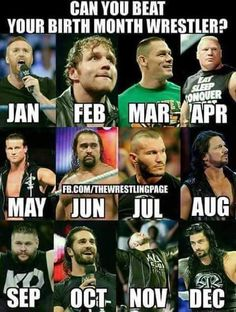 I got randy orton um no he a legend in the WWE one of the best ever and someone who WWE can't replace that talent he has😁💕👍🏼 Wrestling Memes, Watch Wrestling, Wrestling Divas, Wwe Quiz, Wwe Fighting, Wwe Funny, Funny Memes, Wwe Outfits, Wrestlemania 29