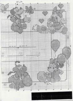 Disney Babies Birth Announcement 3/4