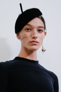 See all the Backstage photos from Christian Dior Autumn/Winter 2018 Couture now on British Vogue Christian Dior, Mckenna Hellam, Ribbon In The Sky, Vogue, Fall Winter, Autumn, Couture Collection, Pretty People, Take That