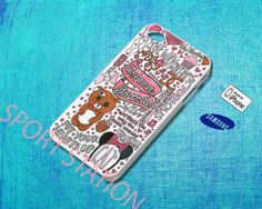 Ariana Grande Collage Arts Case for iPhone 4S 5S by SportStation, $13.99