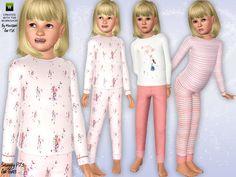 minicart's Snuggly Pyjamas for Girls