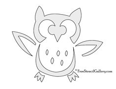 image regarding Owl Pumpkin Stencil Printable referred to as Emma DeKorte (supergirl6114) upon Pinterest