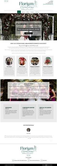 Make My Website is a the web solution in Kellyville up of really talented individuals. We can boost your Special Occasion, Website, How To Make