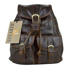 Estarer Vintage Echtes Leder Rucksack Damen Lederrucksack... https://www.amazon.de/dp/B013AHT4DS/ref=cm_sw_r_pi_dp_ervJxbPR0AXRE