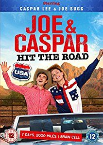 Joe & Caspar Hit The Road USA [DVD] [2016]: Amazon.co.uk: Joe Sugg, Caspar Lee: DVD & Blu-ray