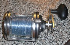 #CONVENTIONAL REEL $99.95 Catalina