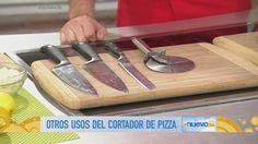 Tip de cocina: el Chef James te enseña otro usos que le puedes dar al cortados de pizza