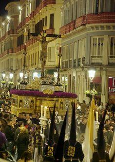 Semana Santa (Málaga), by @borisalas