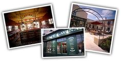 Café Lavinal > Restaurant du village de Bages (médoc)