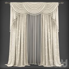I appreciate this spectacular photo Luxury Curtains, Elegant Curtains, Beautiful Curtains, Home Curtains, Modern Curtains, Farmhouse Curtains, Curtains With Blinds, Morrocan House, Curtain Designs For Bedroom