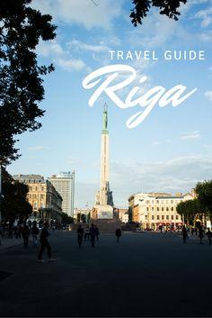 Rigas ultimativer Reiseguide