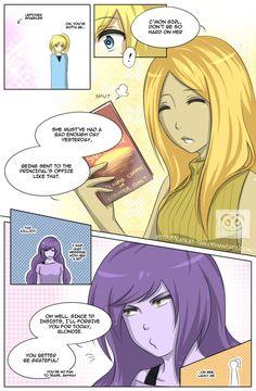 Adventure Time: Chap 2 - Page 9 by Katkat-Tan on deviantART
