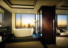 Banyan Tree Bangkok Club Bathroom