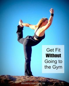 Get fit without going to the gym