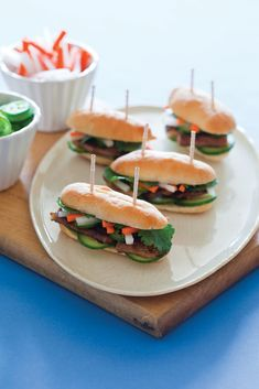 Tiny Banh Mi | 8 Tiny Comfort Foods You Can Eat In One Bite