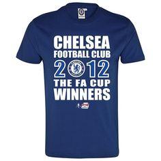 Chelsea FC - 2012 FA Cup Winners