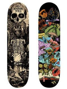 Stale Skateboards #skatedeck #thrasher #board