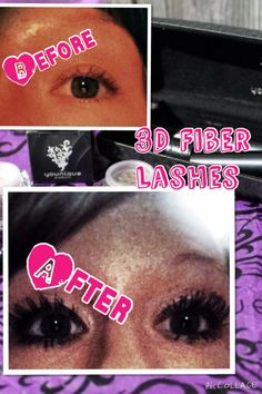 My Naked Eye & the 3D Fiber Lash!! This mascara is truly AMAZING! I've never seen a mascara do this.. Get yours today an other amazing products at www.foreverperfectlashes.com  #prettyeyes #fiberlashes #biglashes #mascaraobsession #makeup
