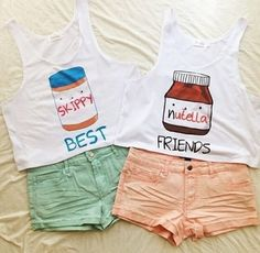 Best Friend Outfits.