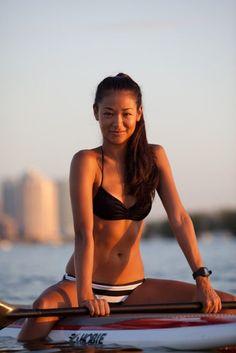 #SUP Paddle Board #supgirl #supmalaysia