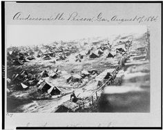 Andersonville Prison, Georgia. Of the approximately 45,000 Union prisoners held at Camp Sumter during the war, nearly 13,000 died of starvation, malnutrition, diarrhea or communicable diseases.