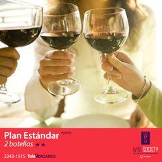 ¡Recibe los mejores vinos mensualmente! #WineSociety #WineLovers #Perfect #Vinoteca #Flights