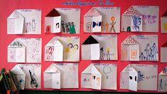 Los Niños: ΤΟ ΣΠΙΤΙ ΜΟΥ - Η ΟΙΚΟΓΕΝΙΑ ΜΟΥ  Χαρτοδιπλωτική