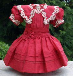 sukienka francuska 1890
