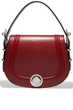 Bally bag, $2,195, similar styles available at shopBAZAAR.com.