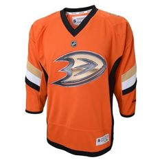 Reebok Anaheim Ducks 2014 Stadium Series Youth Replica Jersey - Orange Stadium  Series 5e4d55059
