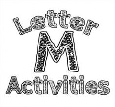 From monkey mazes to mouse mayhem, we explored a lot of Letter M words for our latest alphabet activities!  Unfortunately, the morning of Letter M Day was also the day I dropped my camera. For the last time. All of these photos were taken with my...