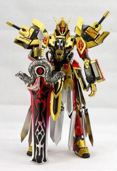 "GUNDAM GUY: 1/100 Paladin Judgement ""World of Warcraft'' - Custom Build Cardboard Robot, Barbatos Lupus, Battle Robots, Gundam Toys, Gundam Astray, Gundam Custom Build, Gundam Wing, Gundam Model, Mobile Suit"