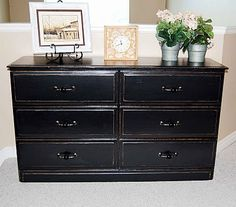 The Frosted Gardner: The Fenway Dresser - Before & After