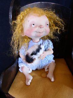 Past Work « Denise Bledsoe Art Dolls