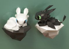 Awe Inspiring Guidance Toothless Papercraft Template 2019 - medium kb imageBack To 40 Memorable Steps Toothless Papercraft TemplateHow To Train Your Dragon Toothless. 3d Origami, Paper Crafts Origami, Diy Paper, Simple Paper Crafts, Origami Toys, Origami Dragon, Oragami, Baby Toothless, Paper Models