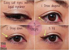 Easy Cat Eyes 91