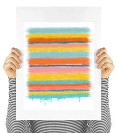 Modern art print digital download art print by MyDaisyDownloads
