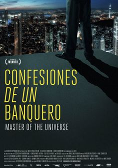 Noche y Día Gran Canaria: Cine - 16/12: 'Confesiones de un banquero' en el Teatro Guiniguada