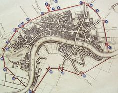The Defence of London: AD 1642 - Military History Monthly Battle Maps