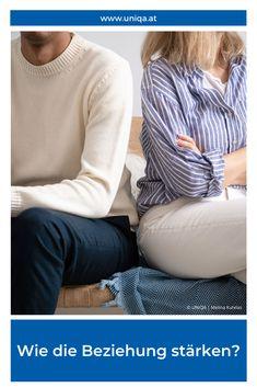 Viel Nähe kann zu viel Streit führen: Was können Paare im Lockdown tun, um sich zu stärken? Turtle Neck, Sweaters, Kids Sleep, Stress Relief, Joie De Vivre, Relationships, Handarbeit, Health, Sweater