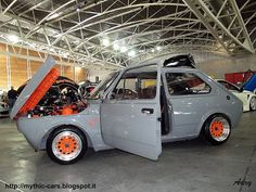 147 Fiat, Fiat Uno, Fiat Cars, Fiat Abarth, Tuner Cars, Modified Cars, Rally Car, Small Cars, Retro Cars