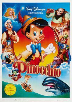 Poster zum Film: Pinocchio