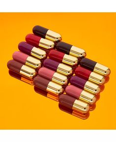 Lipstick Art, Lipstick Colors, Matte Lipsticks, Pink Lip Gloss, Pink Lips, Lips Sketch, Winky Lux, Aesthetic Makeup, Eyeshadow Palette